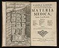 Frontispiece to 'Materia Medica', 1749 Wellcome L0051734.jpg