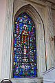 Frosses St. Mary's Church Sacred Heart of Jesus Window 2014 09 03.jpg