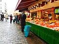 Fruit shop, Rue Cler, Paris 12 April 2011.jpg