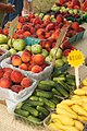 Fruits and Vegetables at a Farmers Market.jpg