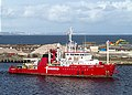Fugro Commander at Leith - geograph.org.uk - 3845267.jpg
