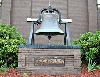 Wellsville, Ohio - Image: Fulton Oldest & Sons Bell Wellsville Ohio