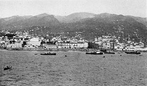 Funchal, Portugal (1907)