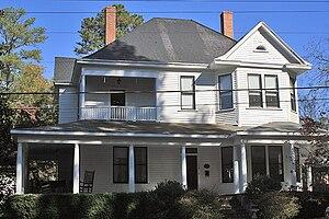 Fuquay-Varina, North Carolina - Ballentine Spence House