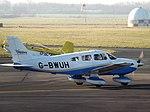 G-BWUH Piper Cherokee Archer 28 (32080211910).jpg