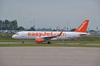 G-EZWP - A320 - EasyJet