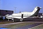 G-MCEO Beech king air Colt Aviation CVT 07-07-81 (38696962564).jpg