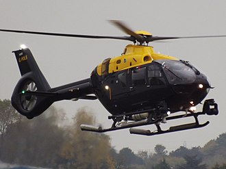 Police aviation in the United Kingdom - Police Scotland received a new H135 in 2016. It later received its livery.