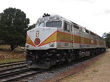 GCRy train.JPG