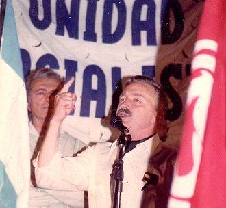 Guillermo Estévez Boero - Guillermo Estévez Boero in 1987