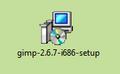 GIMP 2.6.7 Setup-Datei.png
