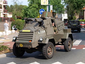 GMC Otter Light Reconnaissance Car (LRC), Bridgehead 2011 pic2.JPG