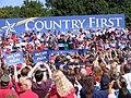 GMU Mason Votes McCain Palin at Fairfax (2847030422).jpg
