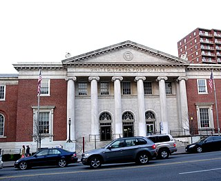 United States Post Office (Flushing, Queens) United States historic place