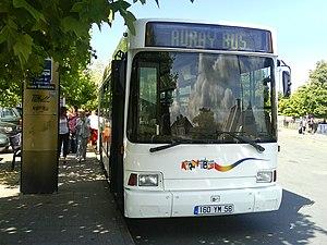 Heuliez Bus - Image: GX77H