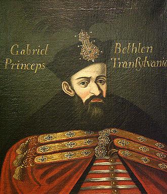Gabriel Bethlen - Image: Gabor Bethlen Hungary National Musem