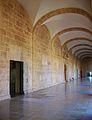 Galeria del claustre del monestir de Sant Miquel dels Reis, València.JPG