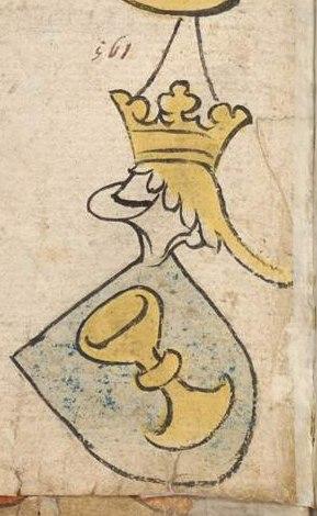 Galicia-armorial Redinghoven