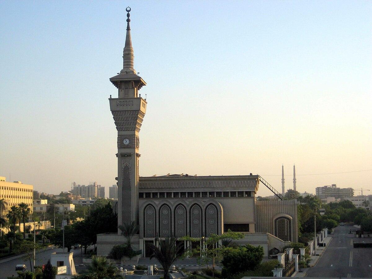 Mosque Wikipedia: Gamal Abdel Nasser Mosque