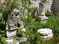 Garden in Diocletian's Palace - Split - Croatia 01.jpg