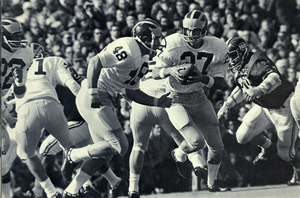 Don Moorhead - Moorhead (No. 27) from 1970 Michiganensian