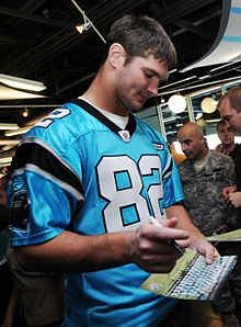 Gary Barnidge Carolina Panthers 2010.JPG