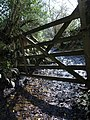 Gate on bridleway near Water - geograph.org.uk - 742686.jpg