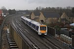 Gavray Junction - Chiltern 172104+165013 Oxford Parkway service.JPG