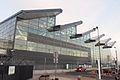 Gdansk Lech Walesa Airport – new terminal.JPG
