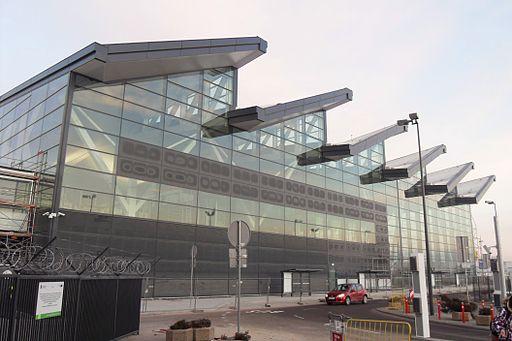 Gdansk Lech Walesa Airport – new terminal