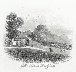 Gellert's Grave, Beddgelert