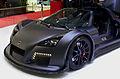 Geneva MotorShow 2013 - Gumpert Apollo S black front.jpg