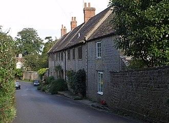 Haselbury Plucknett - Image: Gentlemans Row geograph.org.uk 542476