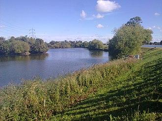 Walthamstow Wetlands - Image: Geograph 3189734 by tony waldron Walthamstow