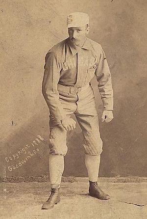 George Van Haltren - Image: George Van Haltren 1888