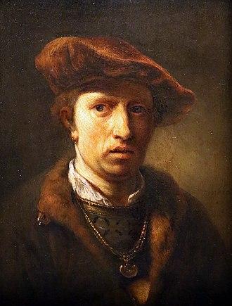 Gerbrand van den Eeckhout - Self-portrait (1659)