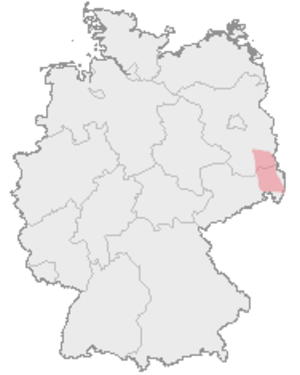 Sorbs (tribe) - The modern Sorbs inhabit an area within Lusatia, Germany.