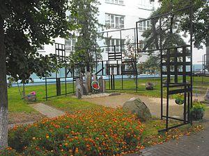 Slutsk Affair - Memorial for the Jews of the Slusk Ghetto, Kolyska Street in Slutsk