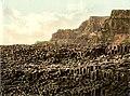 Giant's Causeway, County Antrim, Ireland, 1890s.jpg
