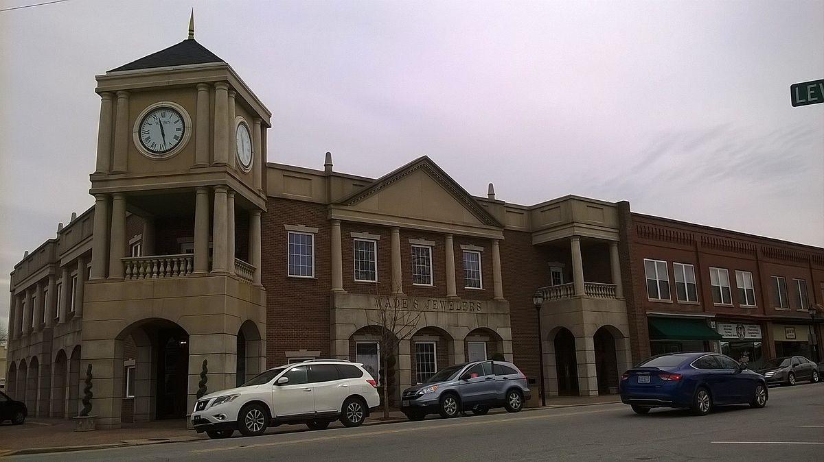 Gibsonville, North Carolina - Wikipedia