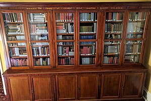 Linacre College, Oxford - Library of Gilbert Ryle