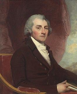 William Thornton British architect and activist