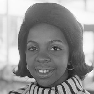 Gladys Knight - Knight in 1969.