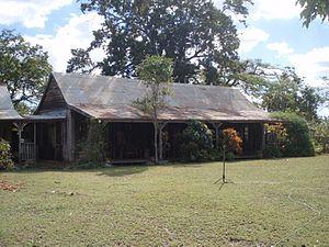 Parkhurst, Queensland - Glenmore Homestead, 2009