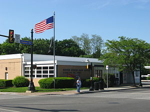Glenside, Pennsylvania - United States Post Office in Glenside