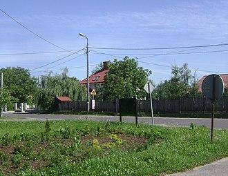 Kępa Okrzewska - Image: Gmina Konstancin Jeziorna 303