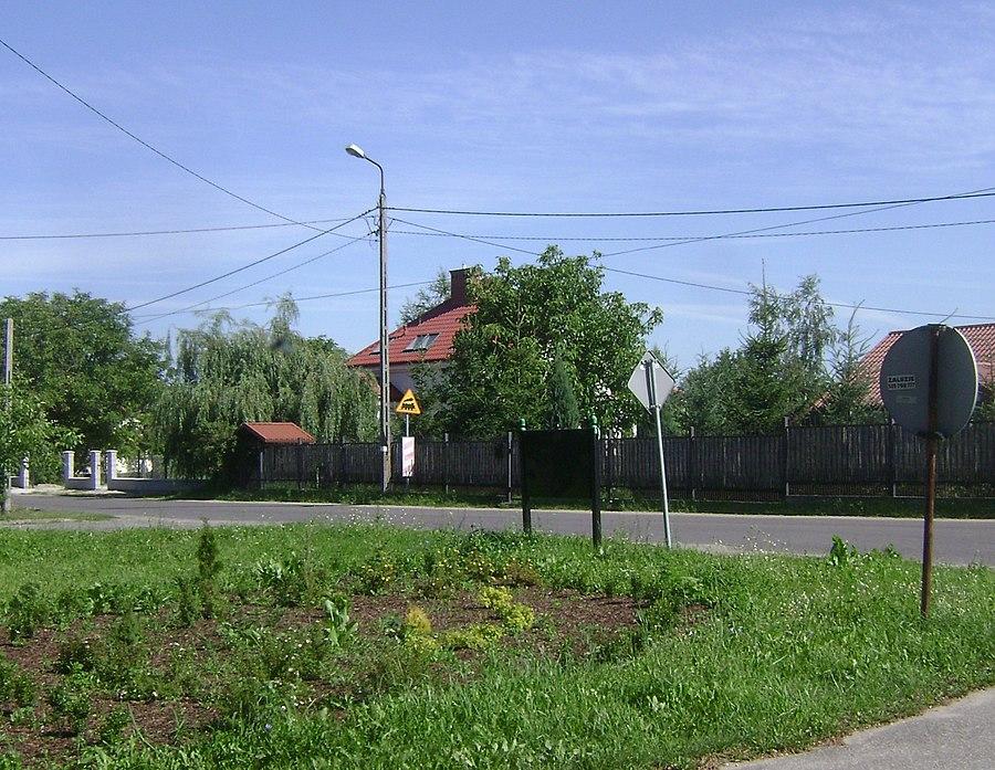 Kępa Okrzewska