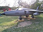 Gnat Aircraft at BAF Museum (2).jpg