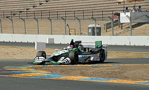 Carlos Muñoz (racing driver) - Muñoz at the 2015 GoPro Grand Prix of Sonoma