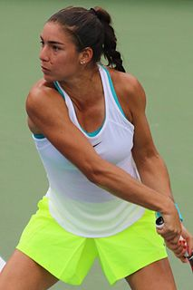 Montserrat González Paraguayan tennis player